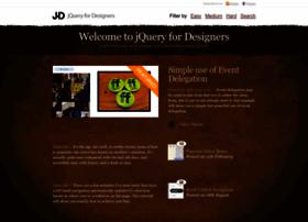 Jqueryfordesigners.com thumbnail