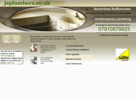 Jsplumbers.co.uk thumbnail