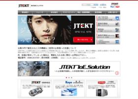 Jtekt.co.jp thumbnail