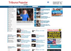 Jtribunapopular.com.br thumbnail