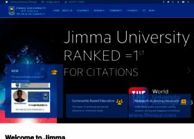 Ju.edu.et thumbnail