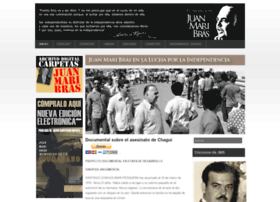 Juanmaribras.org thumbnail
