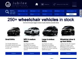 Jubileemobility.co.uk thumbnail