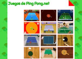 Juegosdepingpong.net thumbnail