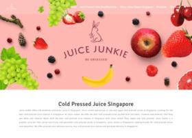 Juicejunkie.com.sg thumbnail