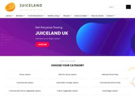 Juiceland.co.uk thumbnail