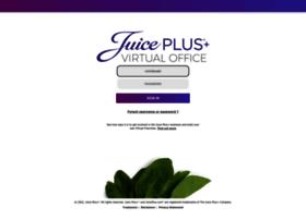 Juiceplusvirtualoffice.com thumbnail
