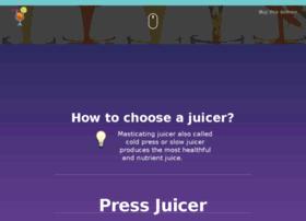 Juicer.press thumbnail