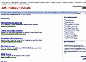 Juki-reisecheck.de thumbnail