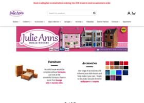 Julie-anns-dolls-houses.co.uk thumbnail