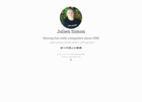 Julien.org thumbnail
