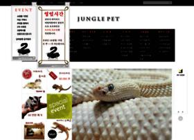 Jungle-pet.co.kr thumbnail