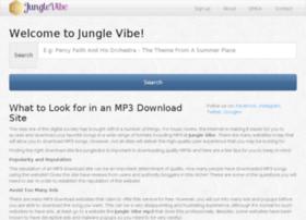 Junglevibe.cloud thumbnail