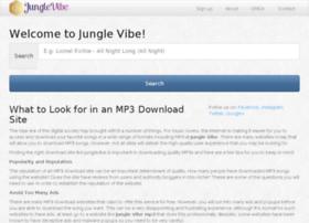 Junglevibe Org At Wi Junglevibe Org