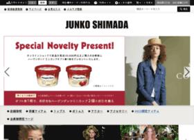Junkoshimada.jp thumbnail
