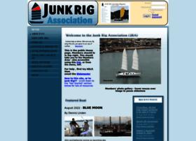 Junkrigassociation.org thumbnail