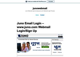 Junowebmaillogin.wordpress.com thumbnail