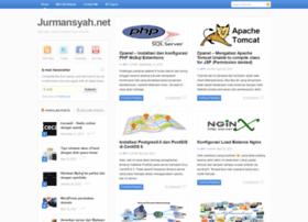 Jurmansyah.net thumbnail