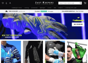 Just-keepers.com thumbnail