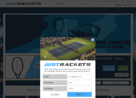 Just-rackets.co.uk thumbnail