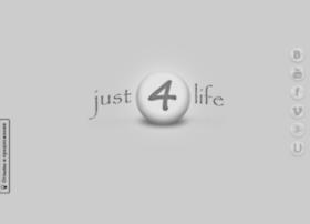 Just4life.com.ua thumbnail