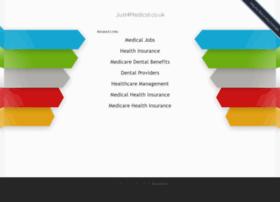 Just4medical.co.uk thumbnail