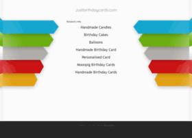 Justbirthdaycards.com thumbnail