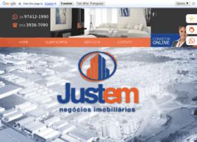 Justem.com.br thumbnail
