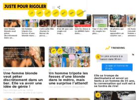 Justepourigoler.fr thumbnail