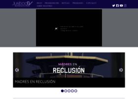 Justiciatv.mx thumbnail