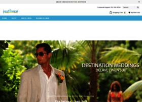 Mens Beach Wedding Attire Linen Suits Shirts Pants And Shorts | LONG ...