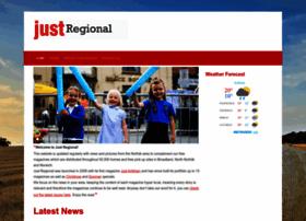 Justregional.co.uk thumbnail