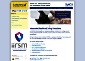 Justsafety.co.uk thumbnail