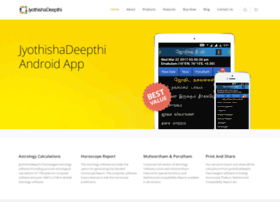 Jyothishadeepthi.com thumbnail