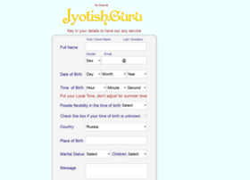 Jyotish.guru thumbnail