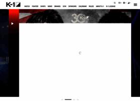 K-1.co.jp thumbnail
