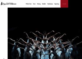K-ballet.co.jp thumbnail