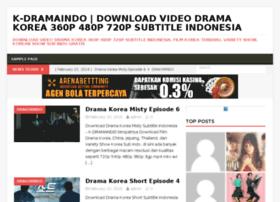 K-dramaindo.me thumbnail