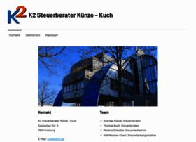 K2-steuerberater.de thumbnail