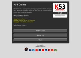 K53online.co.za thumbnail