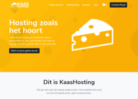 Kaashosting.nl thumbnail