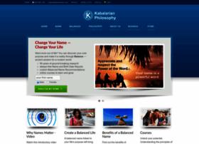 Kabalarians.com thumbnail