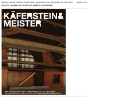 Kaefersteinmeister.ch thumbnail