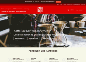 Kaffebox.no thumbnail
