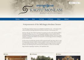 Kagyumonlam.org thumbnail