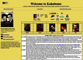 Kahnhome.org thumbnail