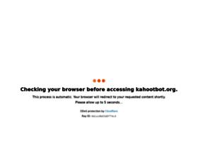Kahootbot.org thumbnail