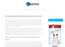 Kaitaia.net.nz thumbnail