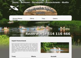Kajaki-marco.pl thumbnail