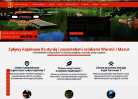 Kajaki-mazury.pl thumbnail